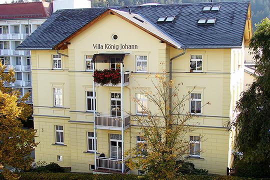 Villa König Johann